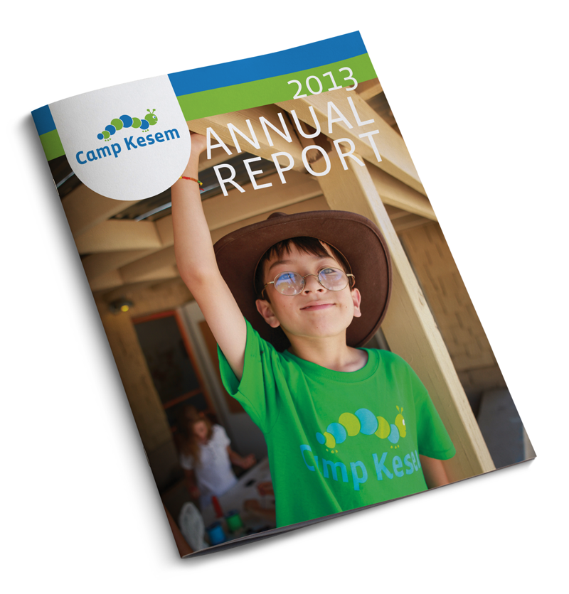 2013 Camp Kesem Annual Report
